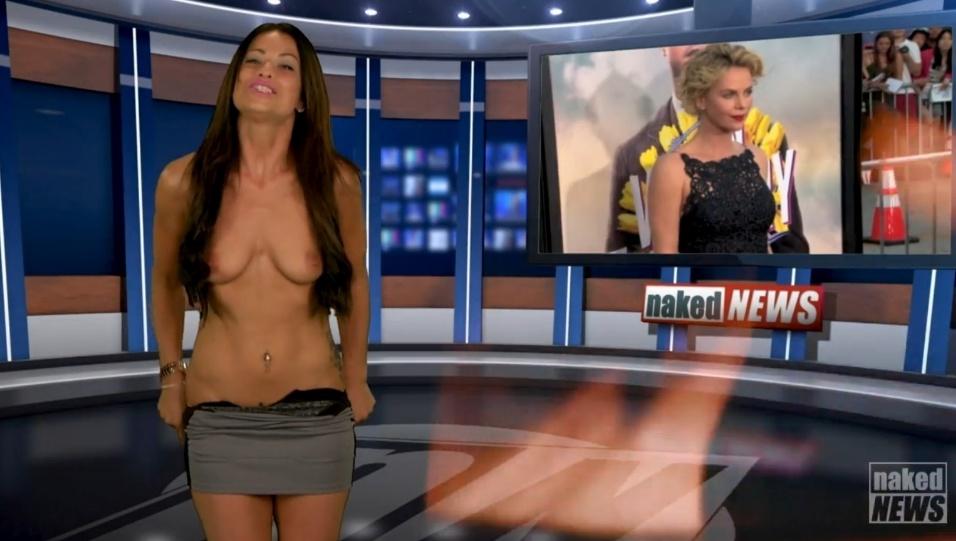 22.mai.2015 - Depois de nova reportagem, Madison se prepara para tirar a outra parte do vestido