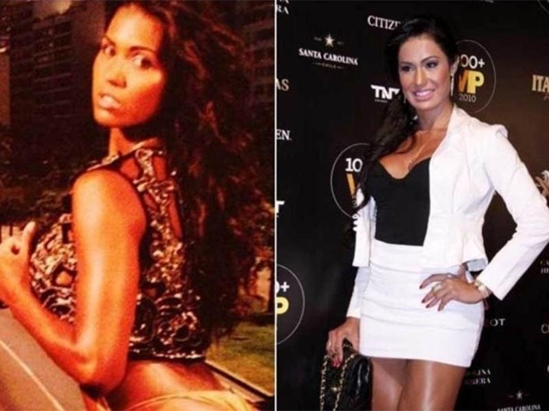 27.mai.2015 - Gracyanne Barbosa é mesmo dedicada aos treinos. Ela já declarou que pega pesado mesmo aos domingos