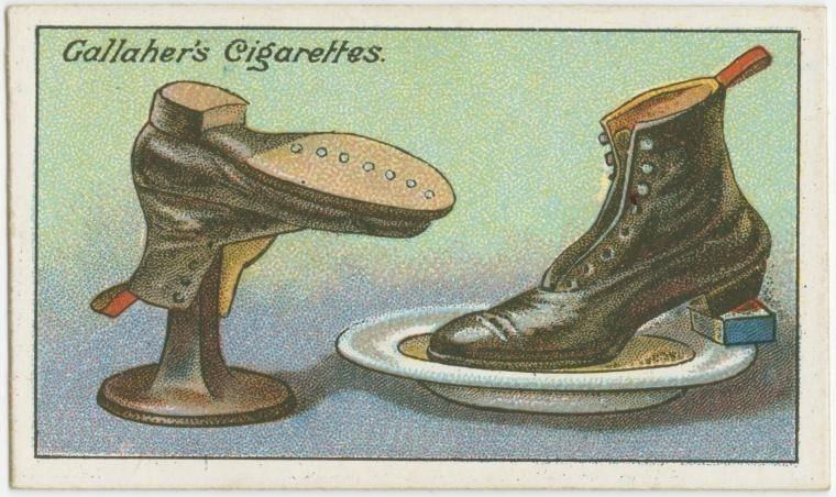 11. Como fazer o sapato parar de ranger: coloque pregos no centro da sola. Outro método é deixar a sola mergulhada em óleo, com o salto levantado, para que o couro absorva o óleo