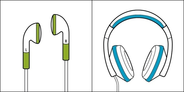15.jun.2015 - Fone auricular ou headphone?