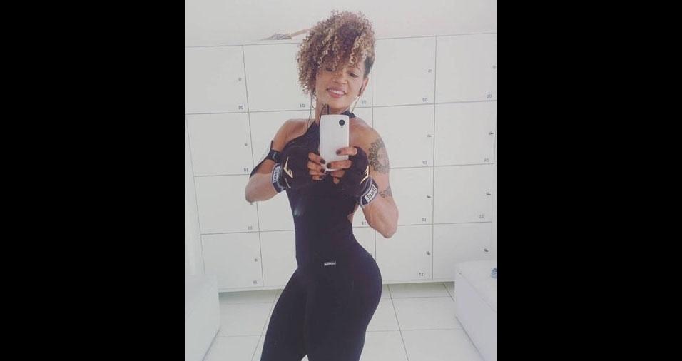 Barbara Patricia dos Santos, 42 anos, de Salvador (BA)