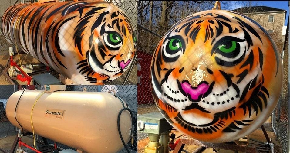 23. Tigre no tambor