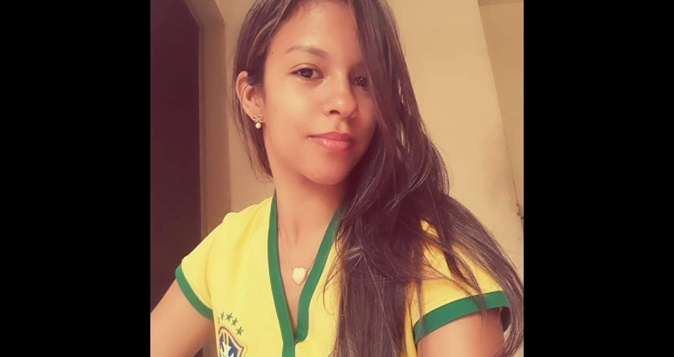 Carolaine Barros, 20 anos, de Ribeirão (PE)