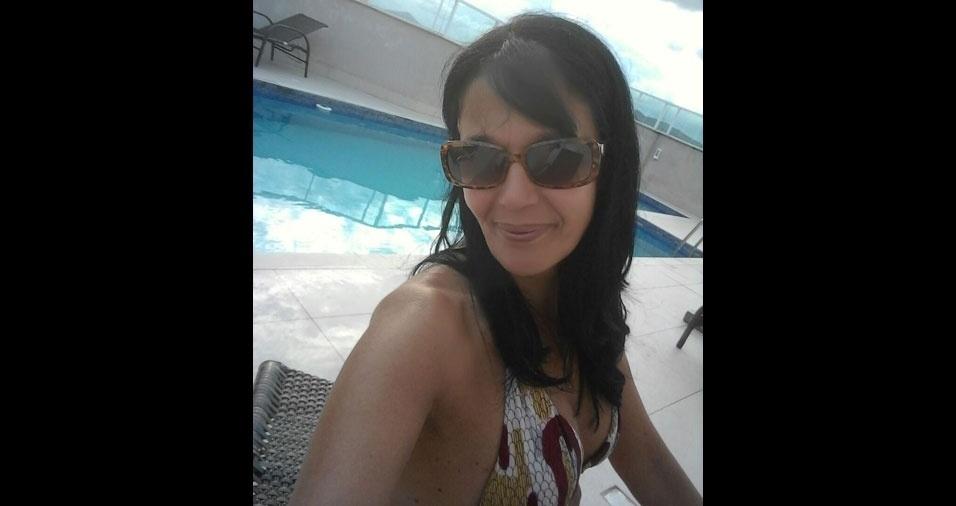 Rosangela Picasky, 49 anos, de Itajaí (SC)