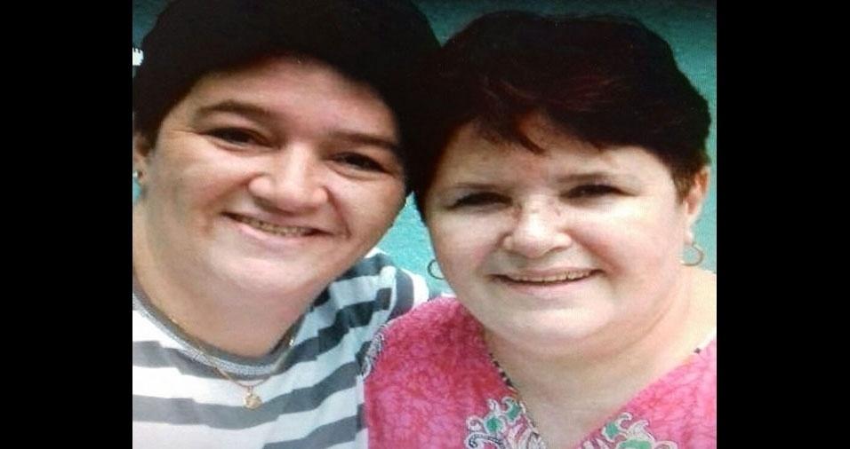 """Roberta com a mãe Rositha: """"Ela já está no céu"""""""