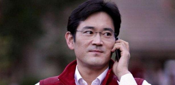 Jay Y. Lee, herdeiro da Sansumg, foi preso e indiciado por corrupção - Reprodução/straitstimes