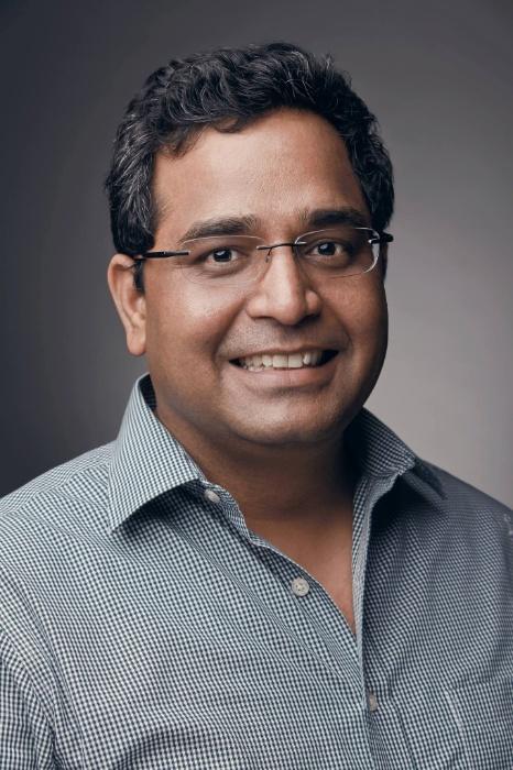 Categoria Titãs: Vijay Shekhar Sharma, empresário indiano