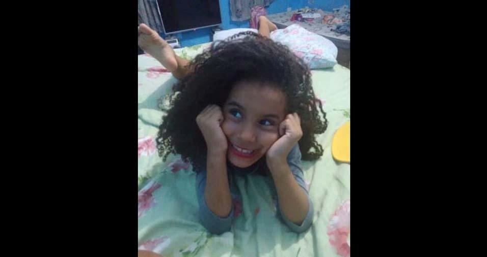 Luciana, do Rio de Janeiro (RJ), enviou foto da Sarah