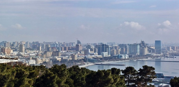 Corrida está marcada para junho, nas ruas da capital Baku - Wikipedia