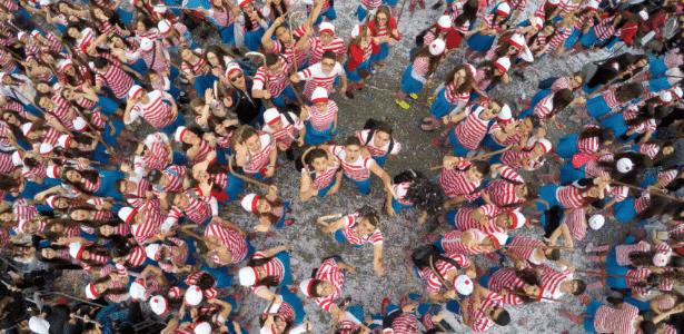 """11.jul.2015 - O site Dronestagram realizou a segunda edição do prêmio """"Drone Photography Contest"""", que escolhe as melhores fotos feitas por drones."""