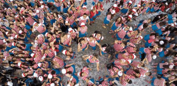 """11.jul.2015 - O site Dronestagram realizou a segunda edição do prêmio """"Drone Photography Contest"""", que escolhe as melhores fotos feitas por drones. - Reprodução/Virgula"""