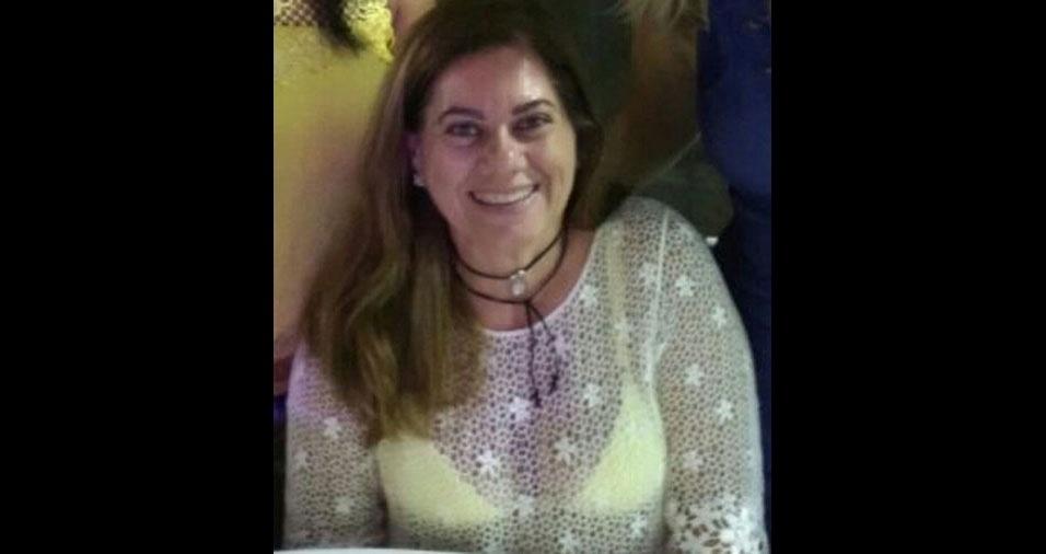 Andréa Pares, 50 anos, de Ribeirão Preto (SP)