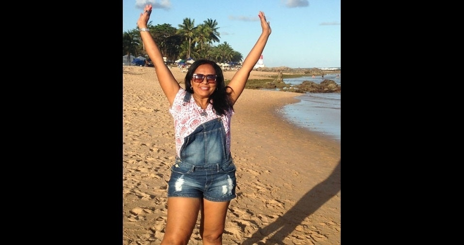Belisa Matos, 45 anos, de Caxias (MA)