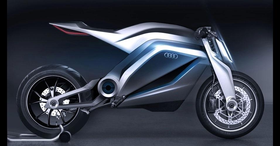16. Audi Motorrad