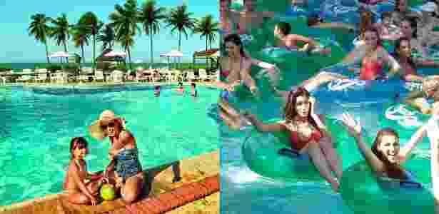 Reprodução/Beach Park/Divulgação/Band