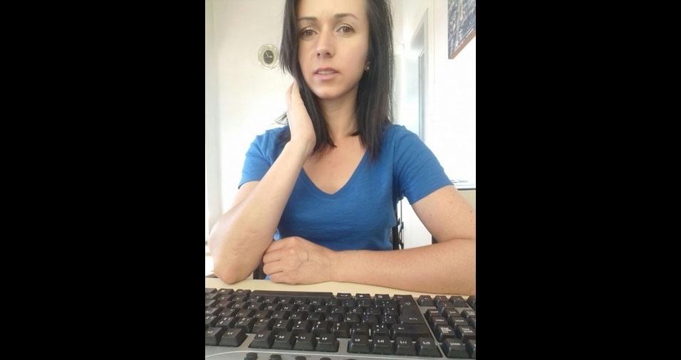 Roselaine Mandiack, 31 anos, de Irati (PR)