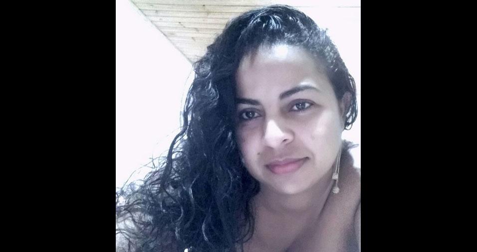 Angelica dos Santos, 34 anos, de Campo Grande (MS)