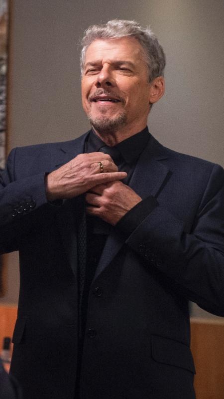 O ator José Mayer - Estevam Avellar/TV Globo