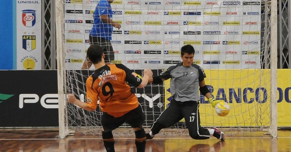 23. Futebol de salão: Carlos Barbosa (RS)
