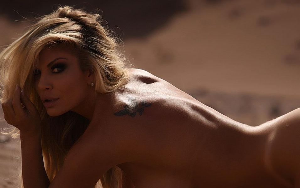 6.dez.2016 - Viviane Bordin posou para a Playboy em junho de 2003. Já em 2005, a gata venceu o concurso Miss Playboy TV Brasil e representou a publicação por três anos na América Latina
