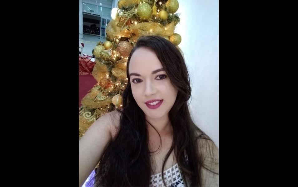 Vanusa Anselmo da Silva, de Guarabira (PB), enviou foto para participar do Natal do BOL