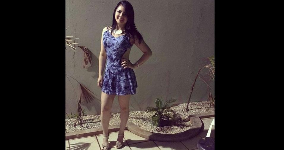Daniela Rodrigues, 23 anos, de Socorro (SP)