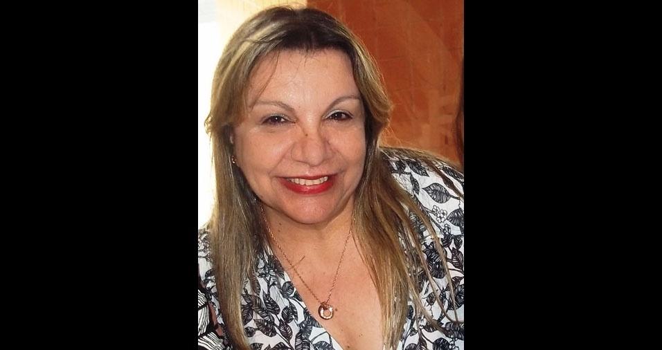 Maria Aparecida Vaz, 61 anos, de São Paulo (SP)