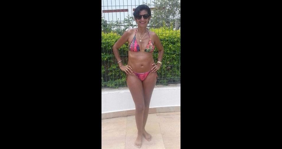Roberta Azevedo, 49 anos, do Rio de Janeiro (RJ)