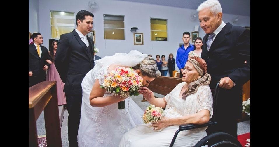 Silvia Regina Tomaz da Silva e Rodrigo Itokagi Silva, se casaram em Araraquara (SP), em  22/10/2016