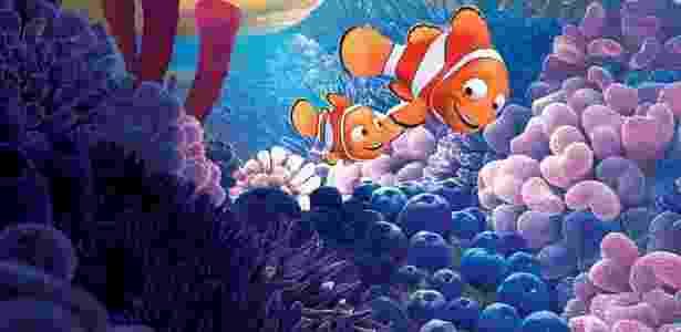 Nemo e Marlin (Procurando Nemo, 2003): a relação dos dois era pra terminar de forma bem diferente - Reprodução/Disney Pixar