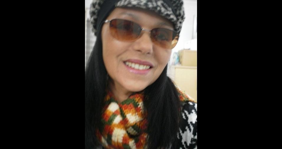 Maria Josetty, 47 anos, de São Paulo (SP)