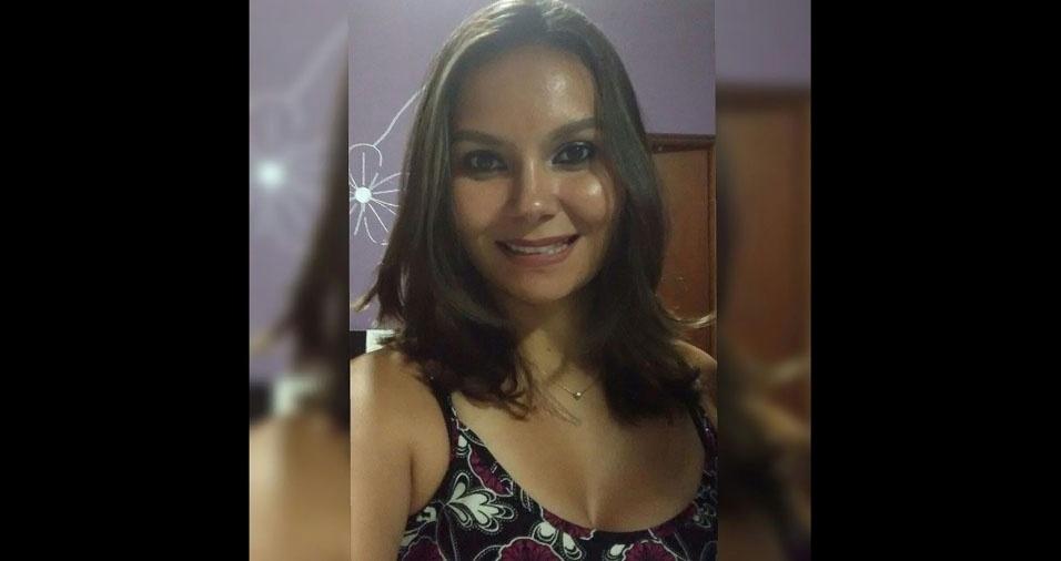 Solange Carvalho, 32 anos, de Piranguinho (MG)
