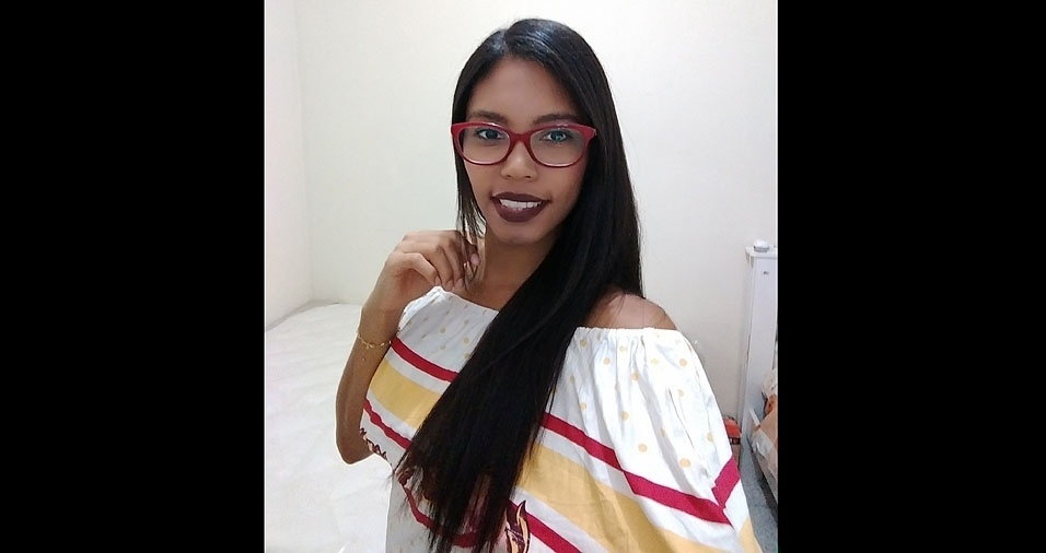 Jessica Costa, 23 anos, de Barra Mansa (RJ)