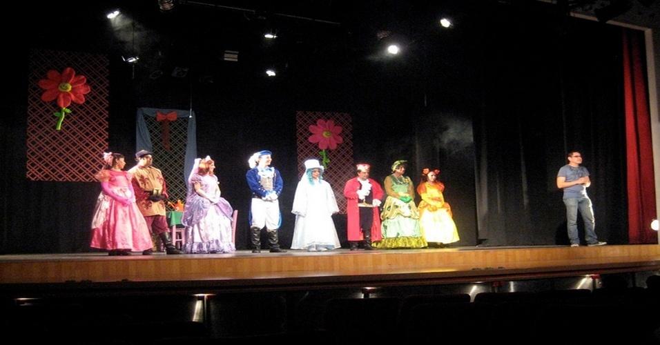 3. Teatrofobia: a fobia de quem não curte teatros