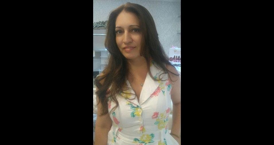 Sandra Regina Venancio, 48 anos, de Ciudad  del  Este, Paraguai