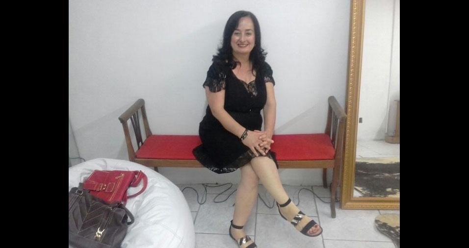 Vania Mara, 48 anos, de Santa Vitória do Palmar (RS)