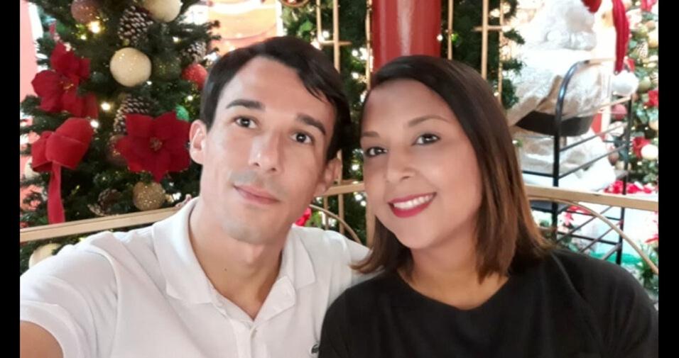 Joelma e Isaias, de Atibaia (SP)
