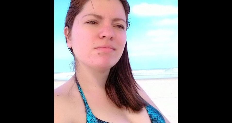 Tatiana Roberta dos Santos, 32 anos, de Osasco (SP)