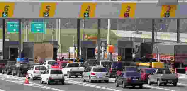 Tráfego semanal em estradas da CCR cresceu pela primeira vez na pandemia - Luiz Carlos Murauskas / Folha Imagem