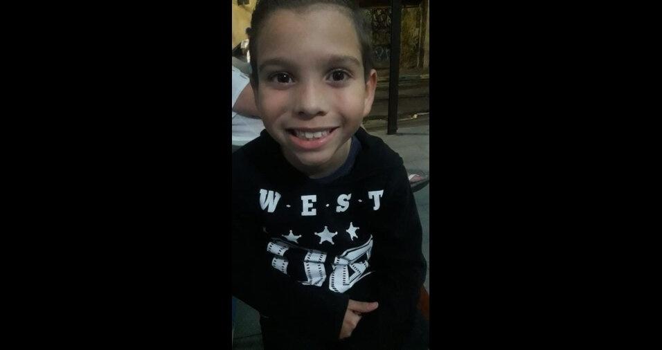Gustavo Neppel de Araújo, filho da Doroti, de São Paulo (SP)