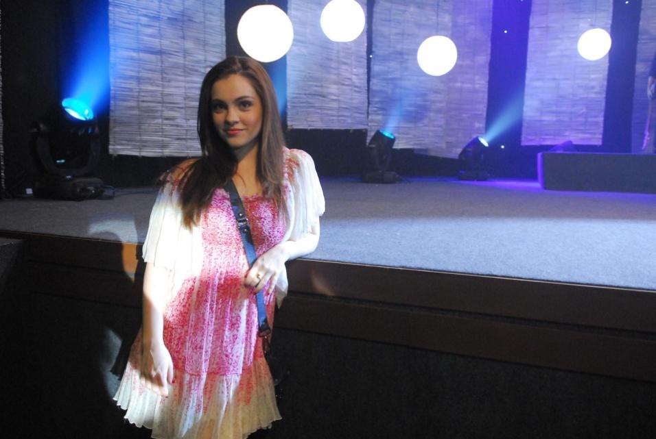 """2010 - Cecília Dassi interpretou a personagem Laís no episódio """"Porque temos fé"""" da minissérie da Globo """"A Vida Alheia"""""""
