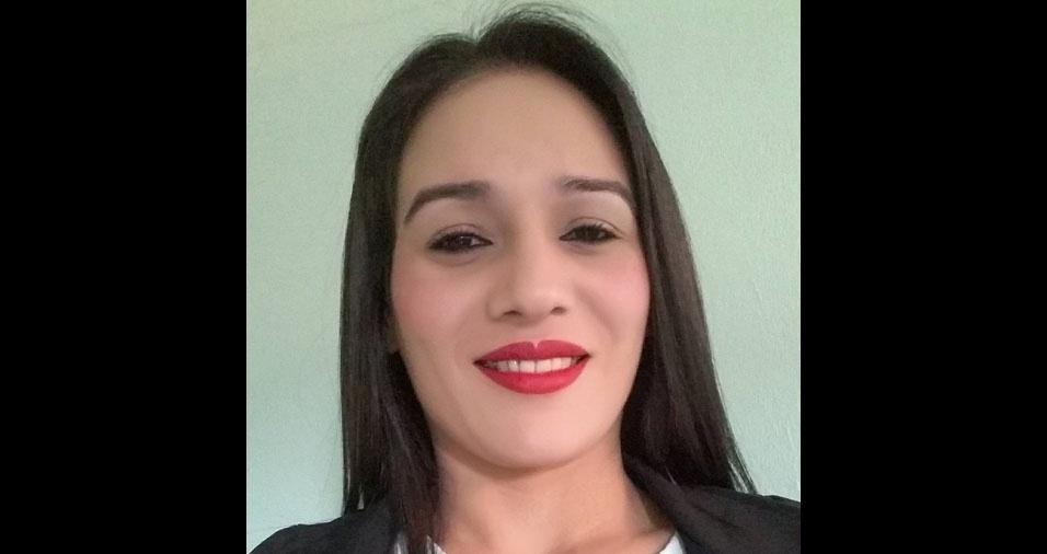 Flávia Alves, 30 anos, de Ibiapina (CE)