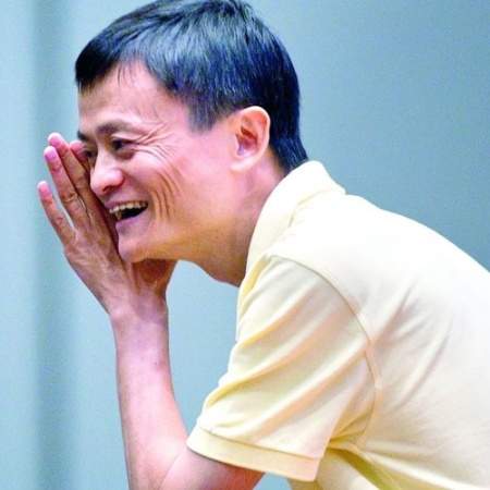 Jack Ma, presidente do Alibaba - Reprodução/sg.news.yahoo