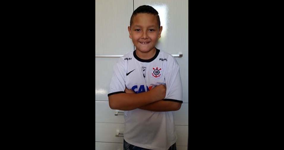 """Marcelo enviou foto do filho Kauã, de Sorocaba (SP): """"Dizer algo sobre a importância do meu filho em minha vida é como tentar definir o indefinível! Te amo filho, hoje e sempre"""""""