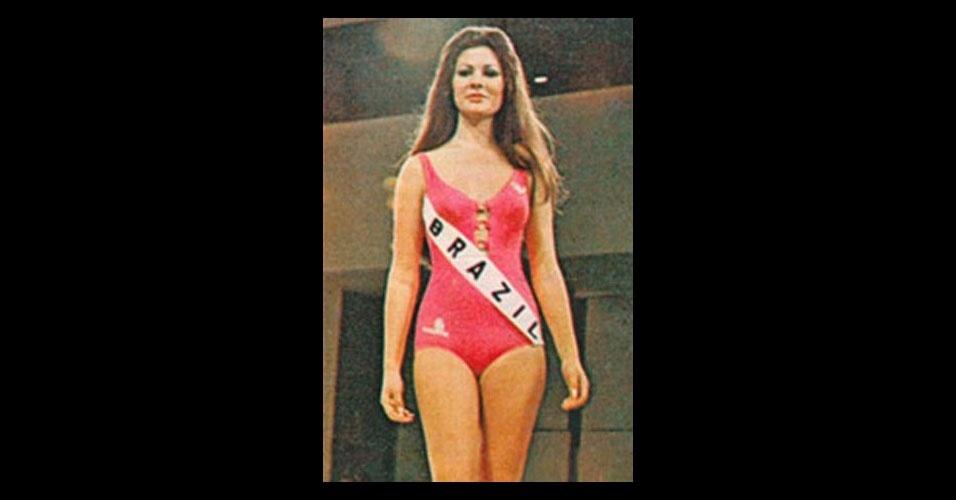 9. Rejane Vieira Costa - a Miss Rio Grande do Sul de 1972 ficou no 2º lugar do Miss Universo