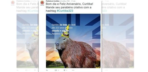 Twitter @Curitiba_PMC