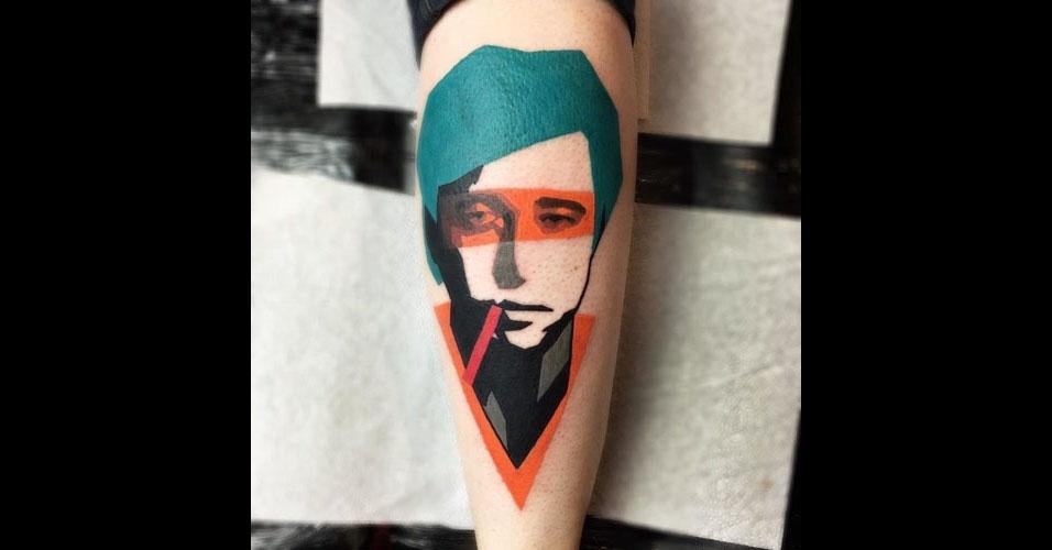 14. Trabalho do tatuador Mike Boyd
