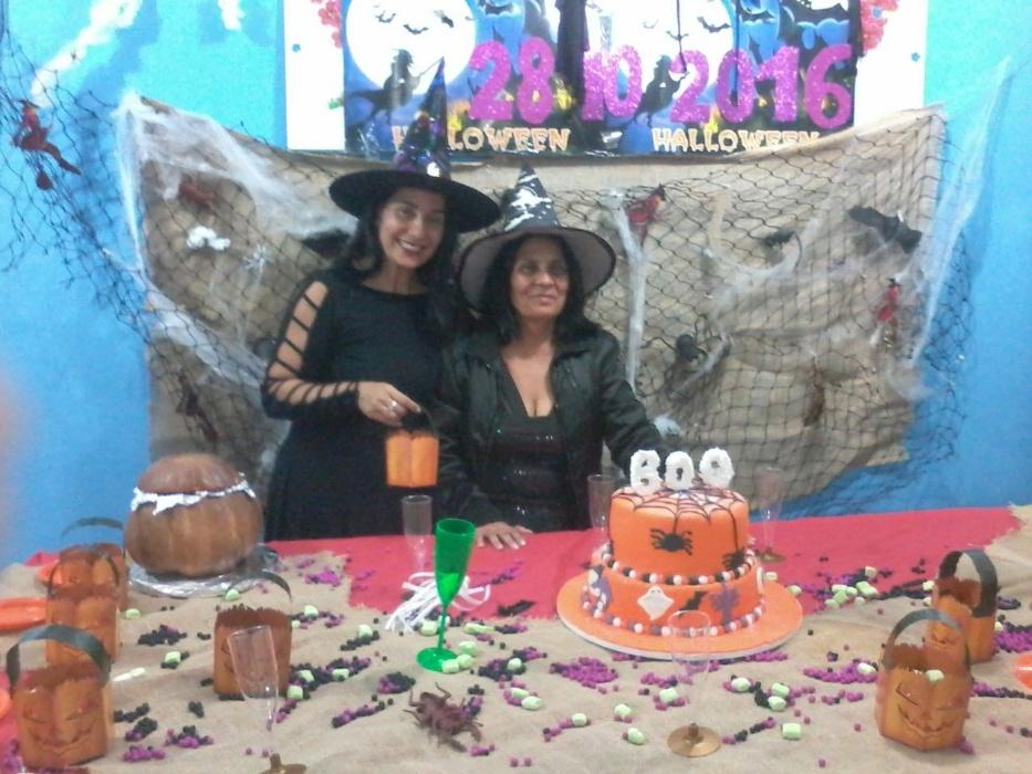 Bia e Maria Odete são de Cabo Frio (RJ)