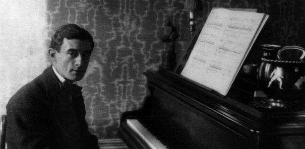 O compositor Maurice Ravel, que compôs o bolero em 1928 - Wikimedia/Creative Commons