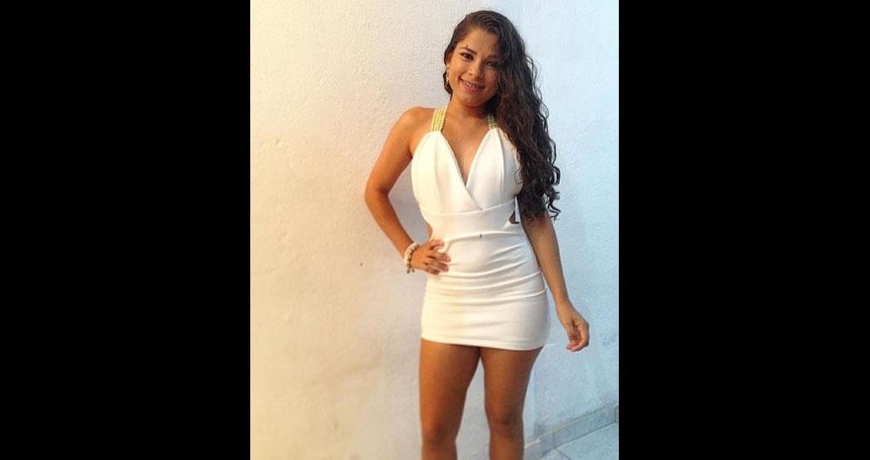 Ayllane Abrantes, 21 anos, de Paraíba (PB)